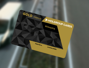 GOLD CARD PREPAID ROMANIA